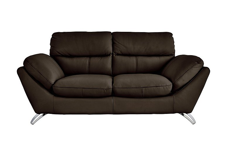 Salvador 2 Seater Leather Sofa - Limited Stock