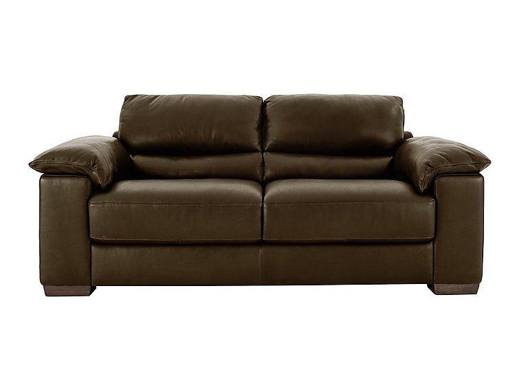 Santeramo 2 Seater Leather Sofa - Limited Stock  in {$variationvalue}  on FV