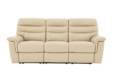 Relax Station Serenity 3 Seater Leather Sofa - Limited Stock