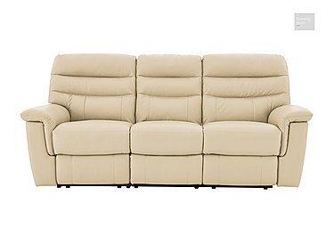 Relax Station Serenity 3 Seater Leather Sofa - Limited Stock  in {$variationvalue}  on FV