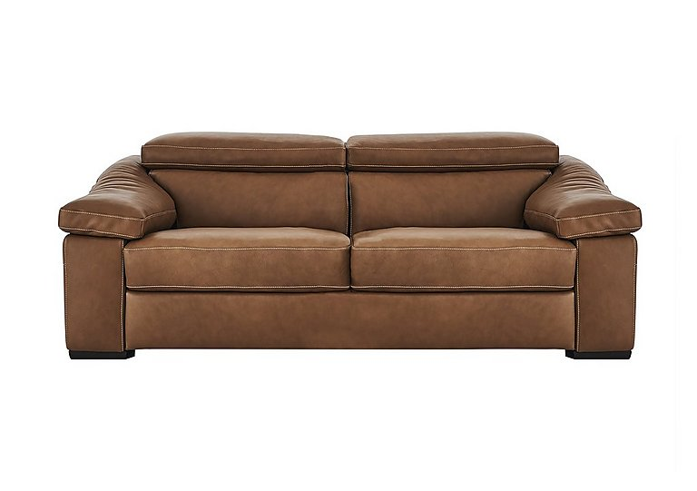 Sanremo 2 Seater Leather Sofa