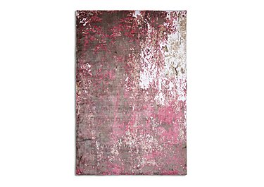 Fantasy Rug in Pink on Furniture Village
