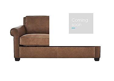 Campania 2 Seater Leather Sofa in Bari 10yn Sambuco on FV
