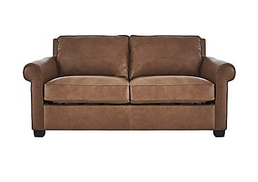 Campania 2 Seater Leather Sofa