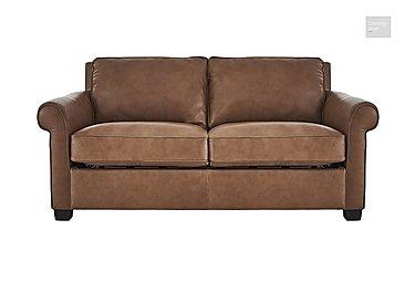 Campania 2 Seater Leather Sofa  in {$variationvalue}  on FV