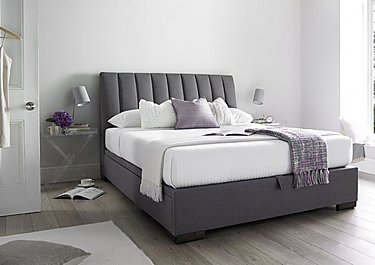 Kirby Ottoman Bed Frame in  on FV