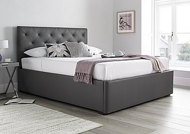 Ottomans under bed storage bedsteads furniture village for Furniture village beds