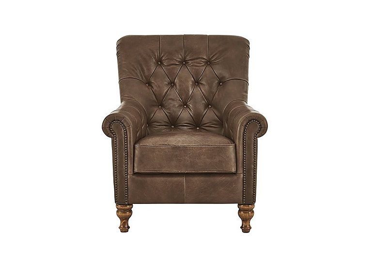 Cuba Leather Armchair