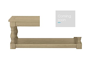 Pierre Coffee Table in Oak on FV