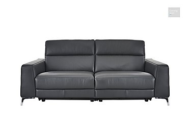 Livorno 2 Seater Leather Recliner Sofa  in {$variationvalue}  on FV