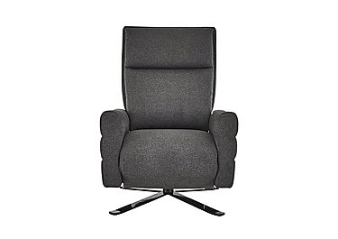 Tivoli Fabric Recliner Armchair in 78216102  Medium Grey on FV