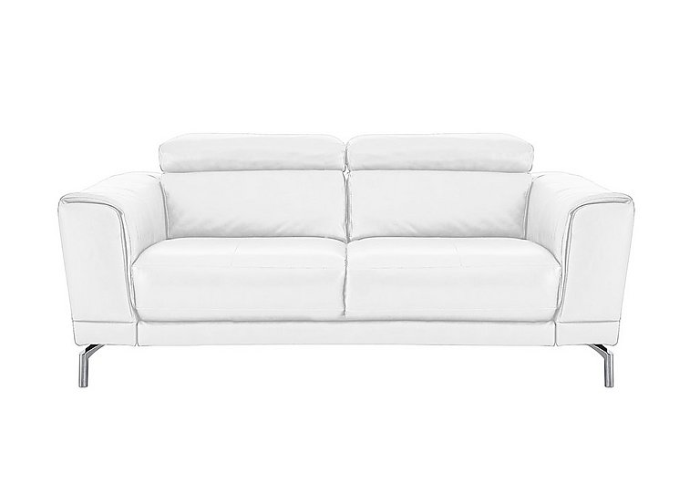 Calabria 2 Seater Leather Sofa