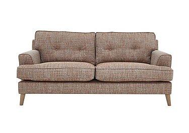 Line 2.5 Seater Fabric Sofa