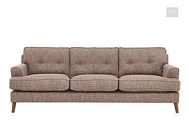 Line 3 Seater Fabric Sofa  in {$variationvalue}  on FV
