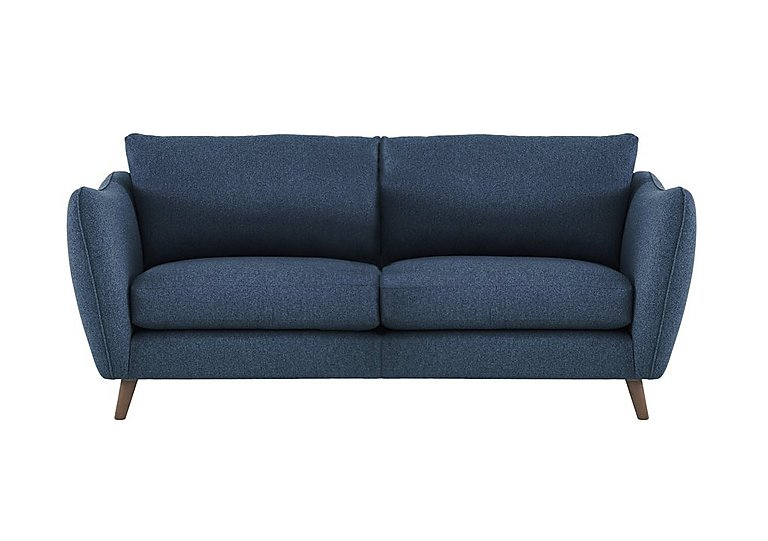 City Loft 3 Seater Fabric Sofa