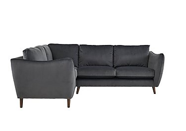 City Loft Fabric Corner Sofa