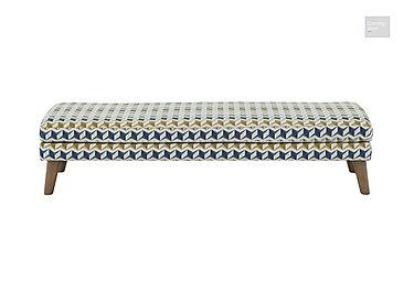 City Loft Fabric Footstool  in {$variationvalue}  on FV