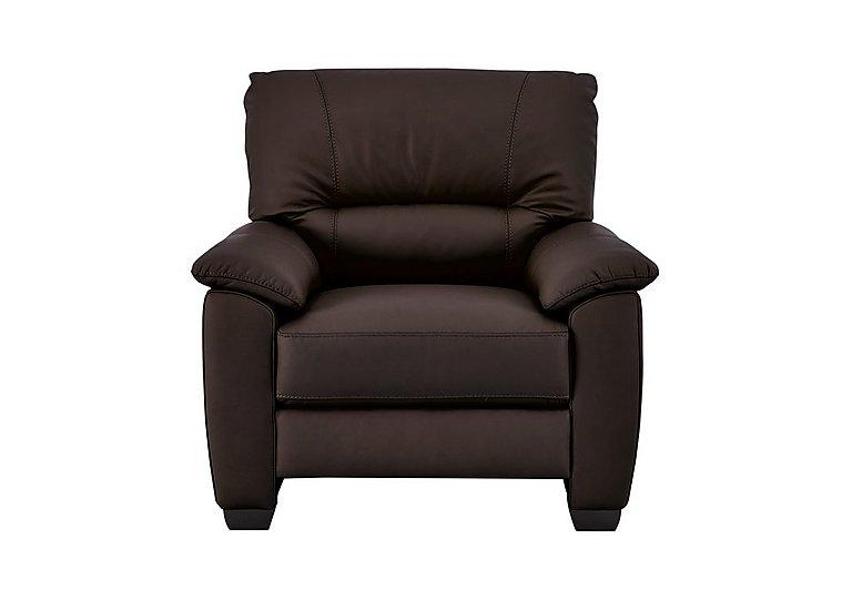 Apollo Leather Armchair