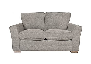 Ashridge 2 Seater Fabric Sofa in Cavolo Plain Stone Lo Ft on FV