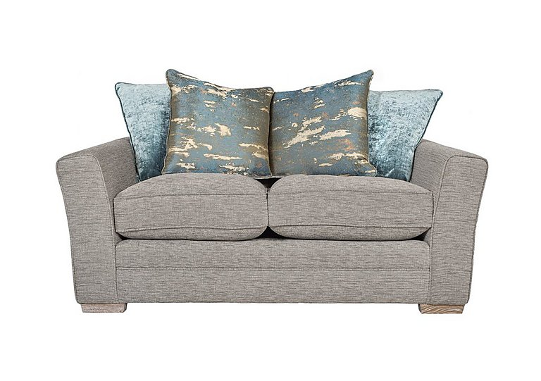 Ashridge 2 Seater Fabric Sofa  in {$variationvalue}  on FV