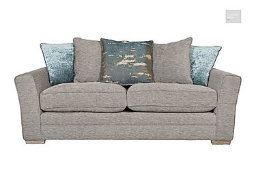Ashridge 3 Seater Fabric Sofa  in {$variationvalue}  on FV