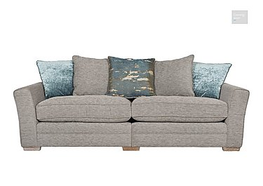 Ashridge 4 Seater Fabric Sofa  in {$variationvalue}  on FV