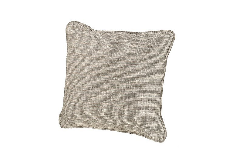 Ashridge Fabric Scatter Cushion in Cavolo Plain Stone on FV
