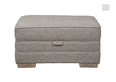 Ashridge Small Fabric Storage Footstool  in {$variationvalue}  on FV