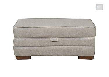 Wilton Large Fabric Storage Footstool  in {$variationvalue}  on FV