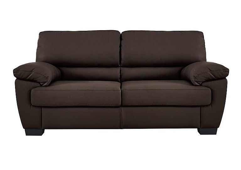Alvera 2 Seater Leather Sofa