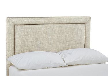 Solutions Columbia Headboard in Bracken Stone on FV