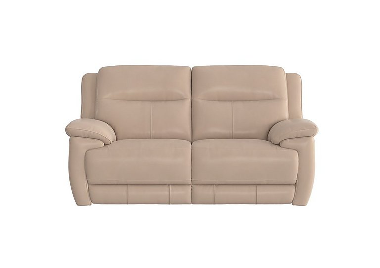 Touch 2 Seater Leather Recliner Sofa