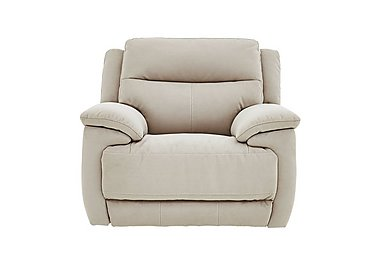 Touch Fabric Recliner Armchair in Bfa-Blj-Rt20 Bisque on FV