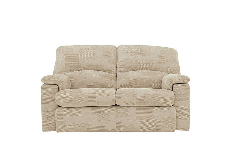 Chloe 2 Seater Fabric Recliner Sofa