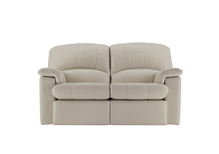 Chloe 2 Seater Leather Recliner Sofa