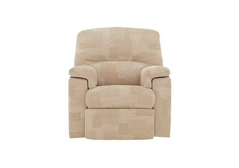 Chloe Small Fabric Recliner Armchair