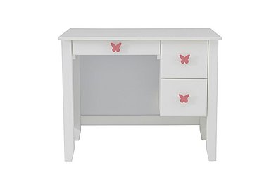Blossom Desk in Pink on Furniture Village