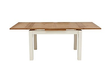 Compton Extending Dining Table in Two Tone on FV