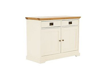 Compton Narrow Sideboard in Two Tone on FV