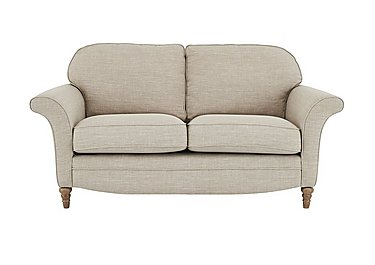 Diversity 2 Seater Fabric Sofa in Civic Stone Lo on FV