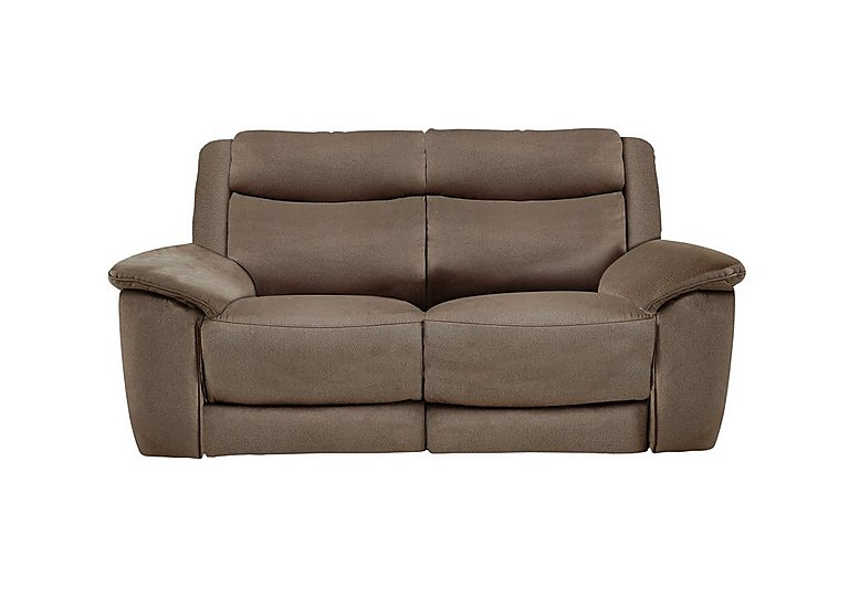 Bounce 2 Seater Fabric Recliner Sofa For 695 Home