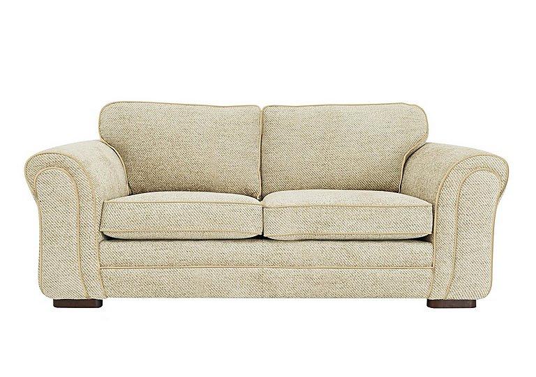 Devlin 4 Seater Fabric Sofa