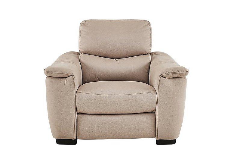 Flex Fabric Recliner Armchair in Bfa-Blj-Rt20 Bisque on FV