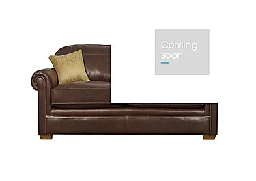The Derwent Collection Eastmoor 2 Seater Leather Sofa in 1035-31 Dallas Tan on FV