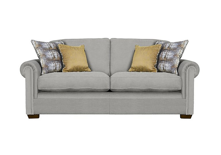 The Derwent Collection Eastmoor 3 Seater Fabric Sofa