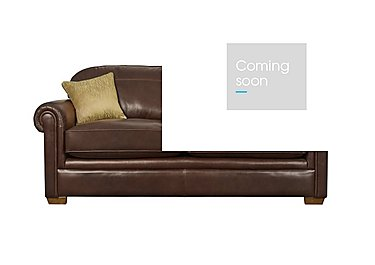 The Derwent Collection Eastmoor 3 Seater Leather Sofa in 1035-31 Dallas Tan on FV