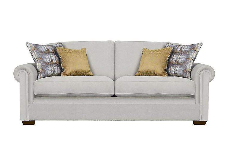 The Derwent Collection Eastmoor 4 Seater Fabric Sofa