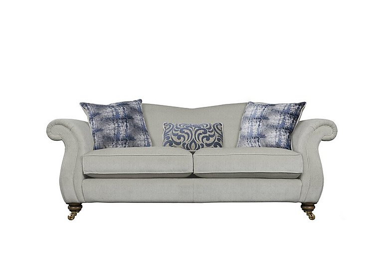 The Derwent Collection Cavendish 3 Seater Fabric Sofa