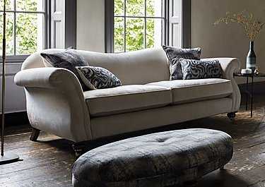 Parker knoll 3 seater sofas three seater sofa beds for Furniture village sofa beds