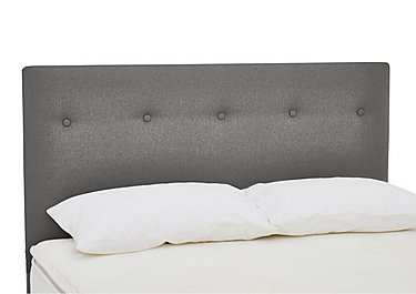 QEST Legacy Birkhall Headboard in Pewter on FV